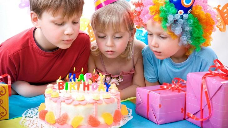 Скидка в день рождения ребенка
