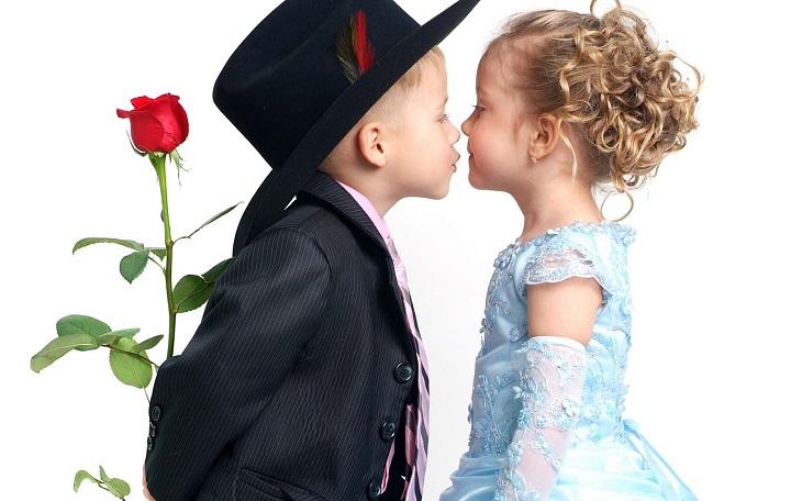 девочка и мальчик свидание