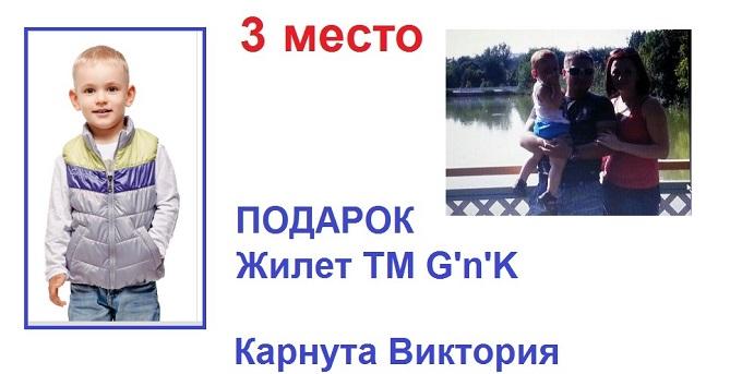 Розыгрыш призов GnK
