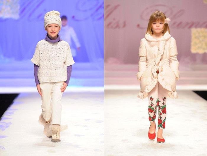 модная детская одежда 2015
