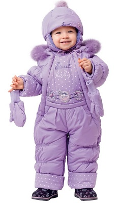 Как выбрать детскую зимнюю одежду. Комбинезон-трансформер