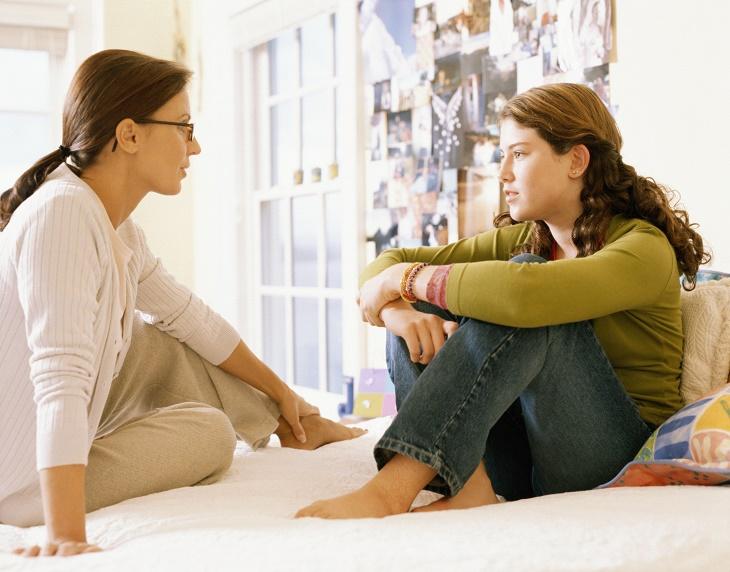 как поладить с подростком