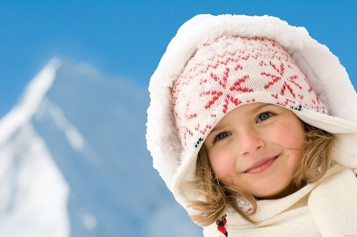 детские зимние аксессуары