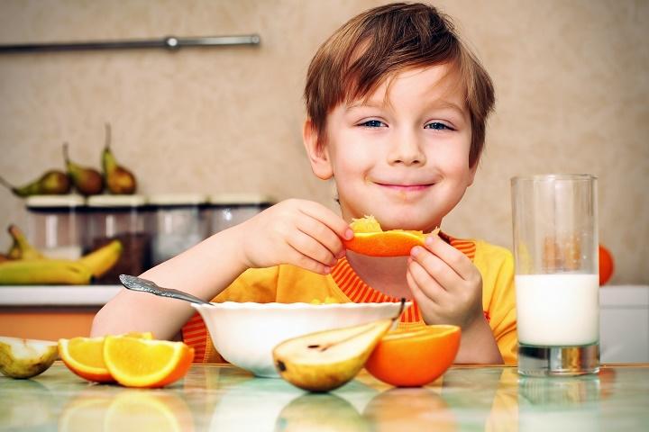 Какие продукты полезны школьнику?