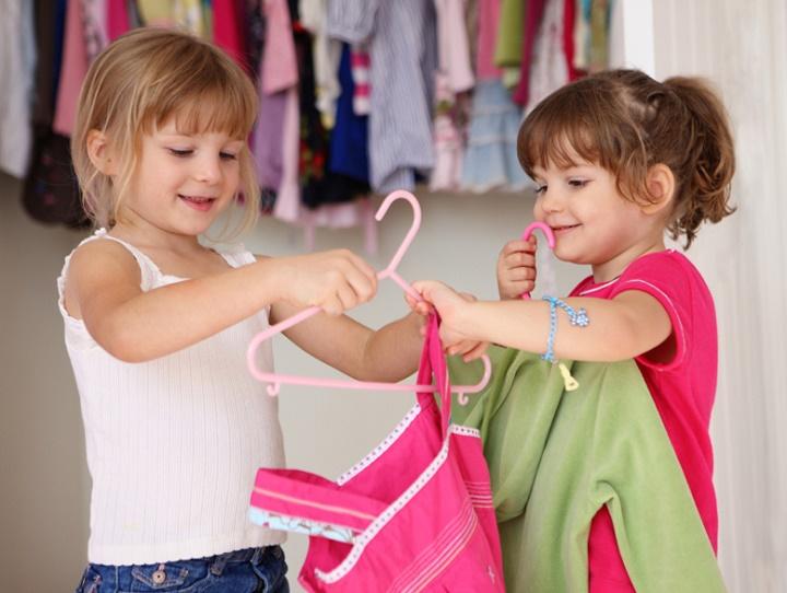 детское бережное отношение к одежде