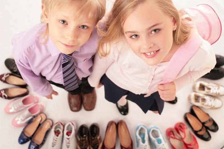 школьная обувь выбор