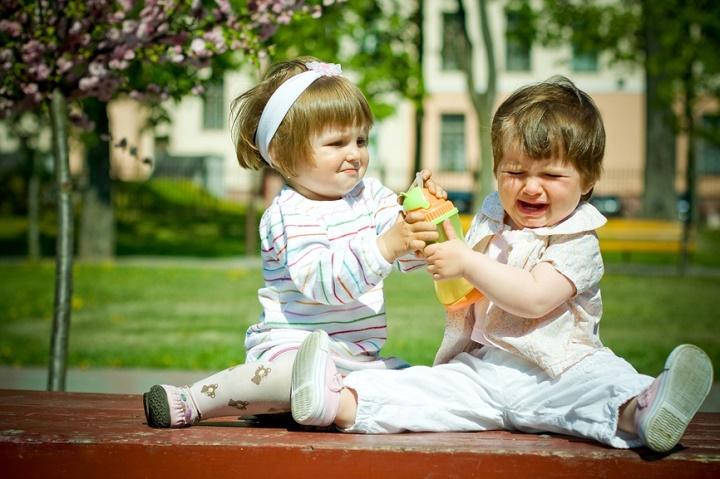 конфликт 2-х детей