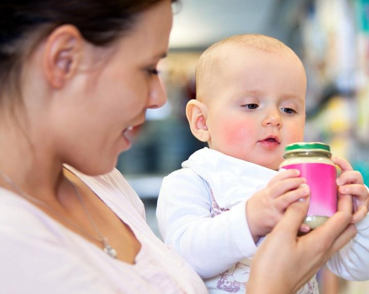 как правильно выбрать детское питание