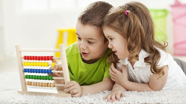 дети и математика