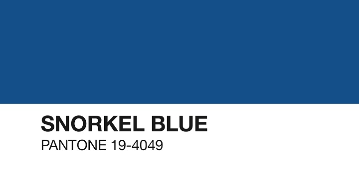 SNORKEL BLUE цвет