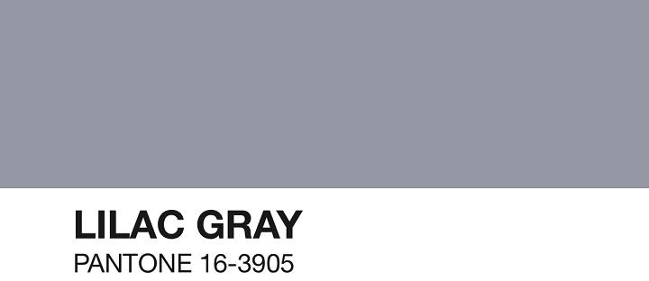 серый цвет пантон