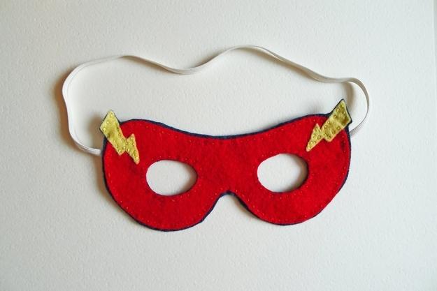 маска флеша