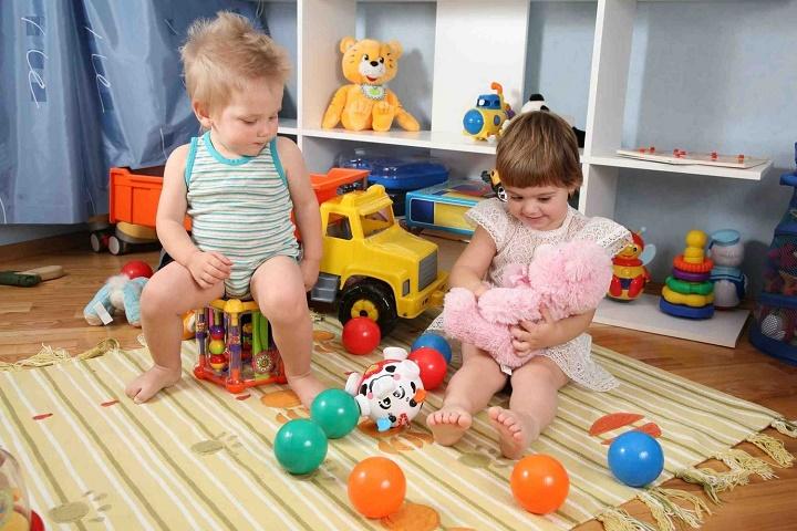 дети и развивающие игрушки до 3-х лет