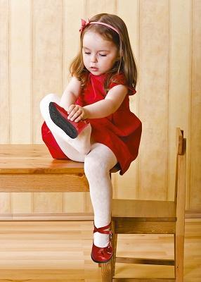 Как научить ребёнка одеваться