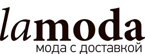 lamoda логотип