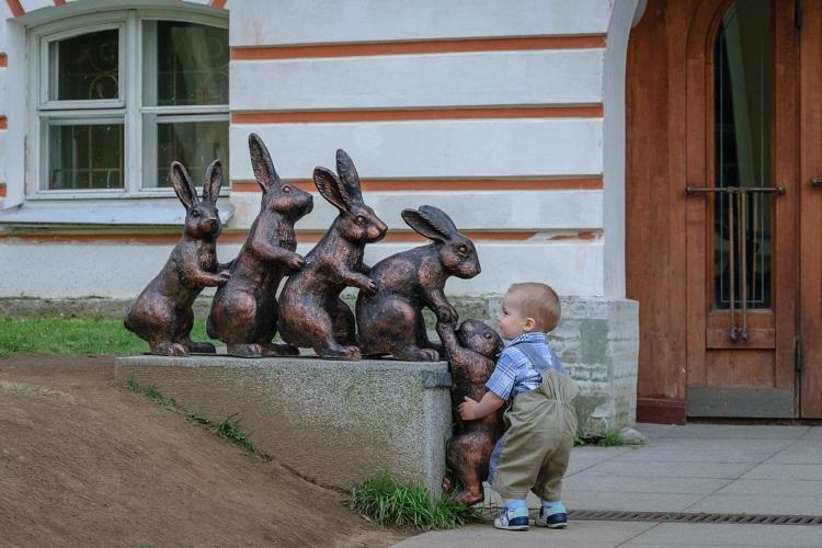 добрый ребенок