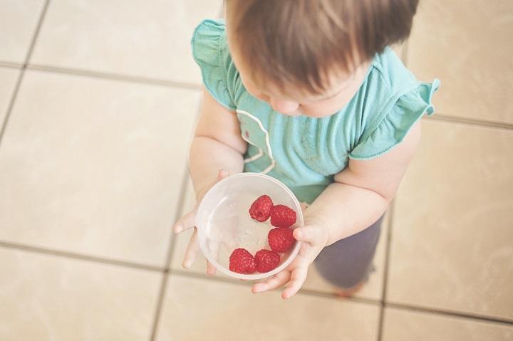 ребенок и здоровое питание
