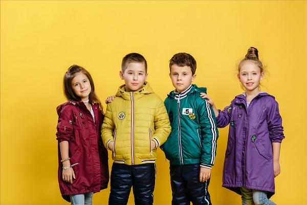 детская модная весенняя одежда gnk