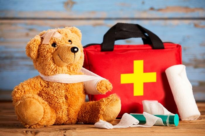 детская аптечка в отпуск фото