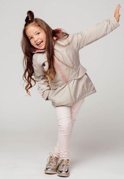 детская ветровка gnk фото