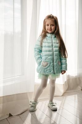 детская зимняя куртка для девочки gnk фото