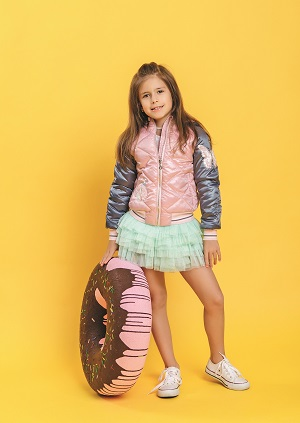 детская куртка gnk фото