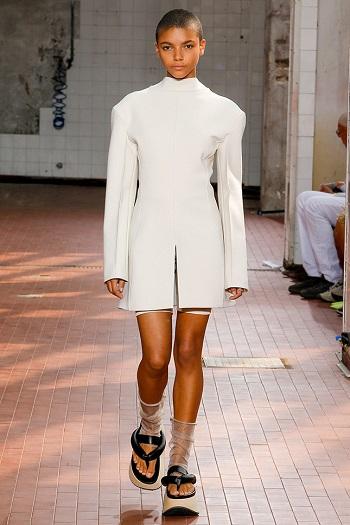 модный показ 2019