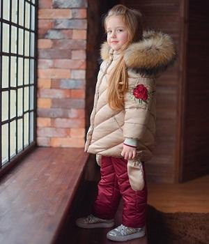 детский зимний костюм фото от gnk