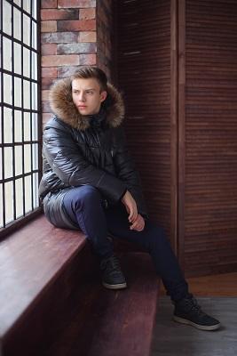 куртка для мальчика зс-792 фото