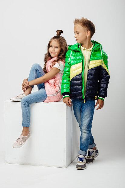детская демисезонная одежда фото
