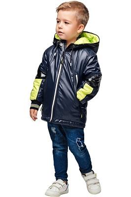 Куртка для мальчика С-613 фото