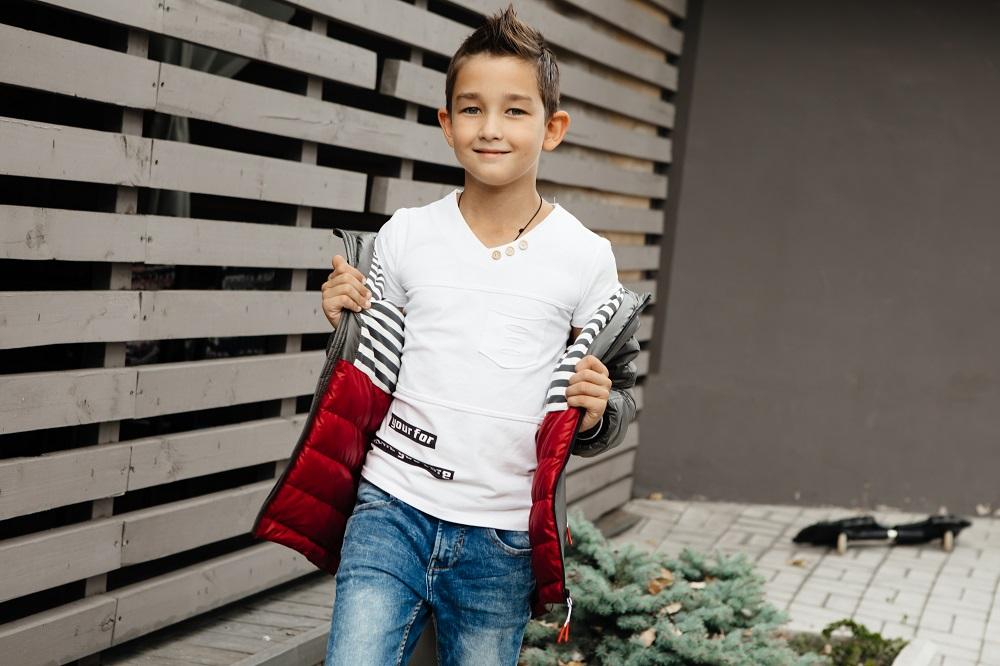 детская весенняя одежда gnk 2019 фото