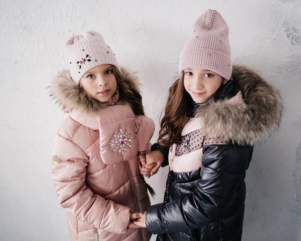 детские зимние пальто gnk фото