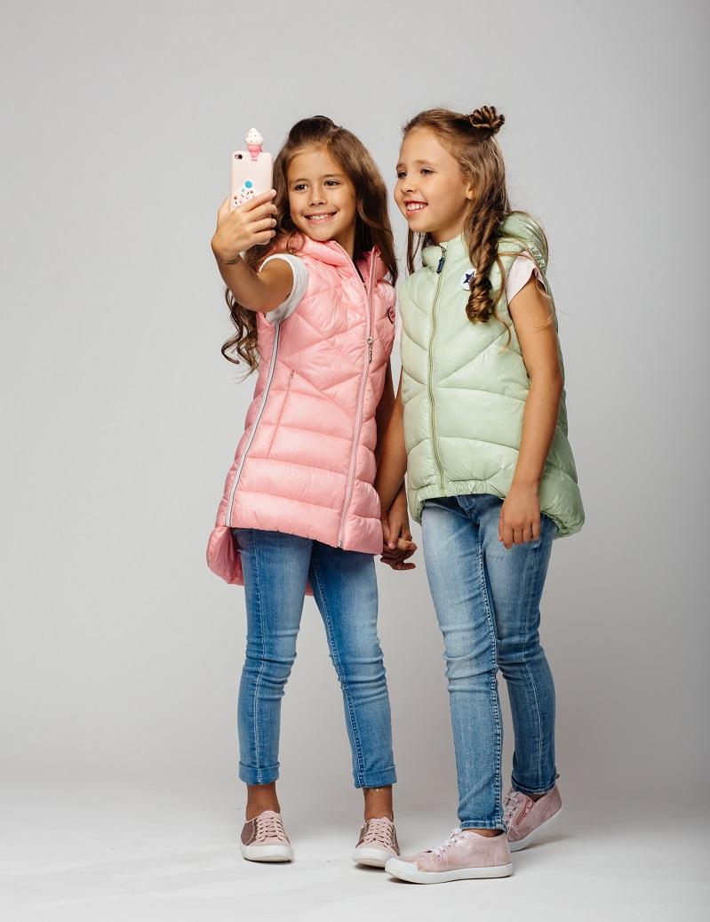 детские жилеты gnk фото