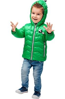 куртка демисезонная для мальчика С-610 фото
