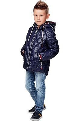 куртка демисезонная для мальчика С-615 фото