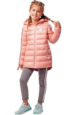 куртка демисезонная для девочки С-605 фото