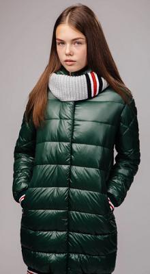 пальто для девочки 635
