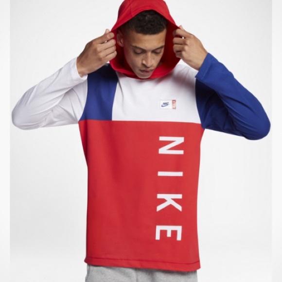 Nike колорблокинг фото