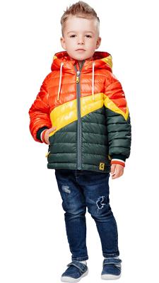 куртка для мальчика с-614 фото