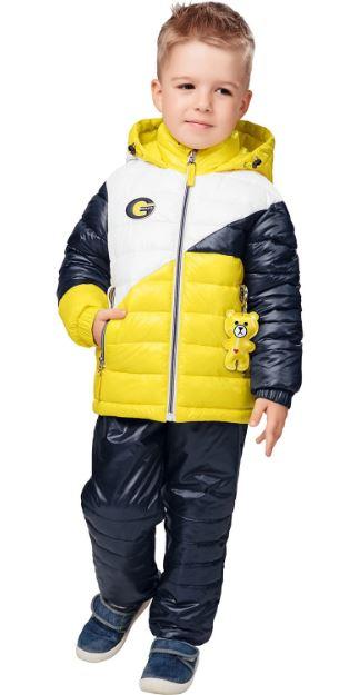 куртка для мальчика gnk фото