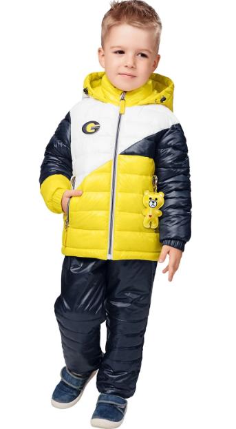 костюм для мальчика С-627/С-628 фото