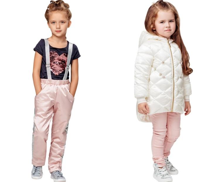 детская демисезонная одежда gnk фото