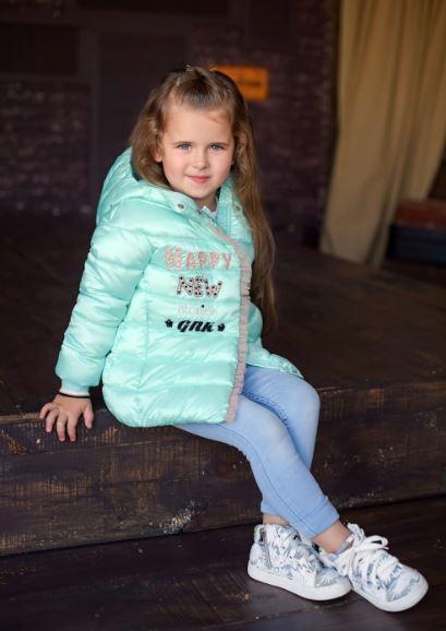 курточка С-623 для малышки фото