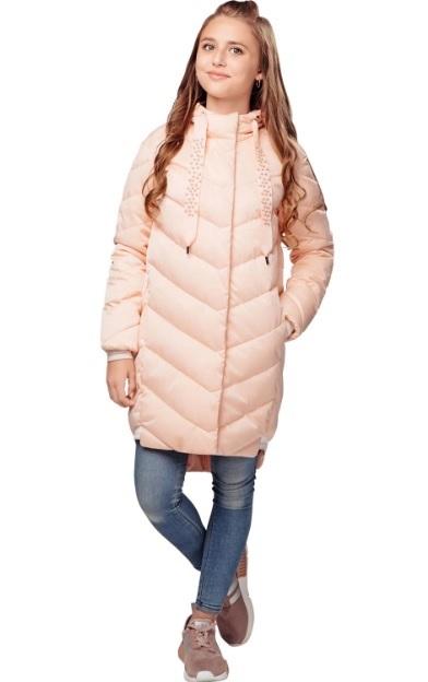 пальто С-637 для девочки-подростка фото