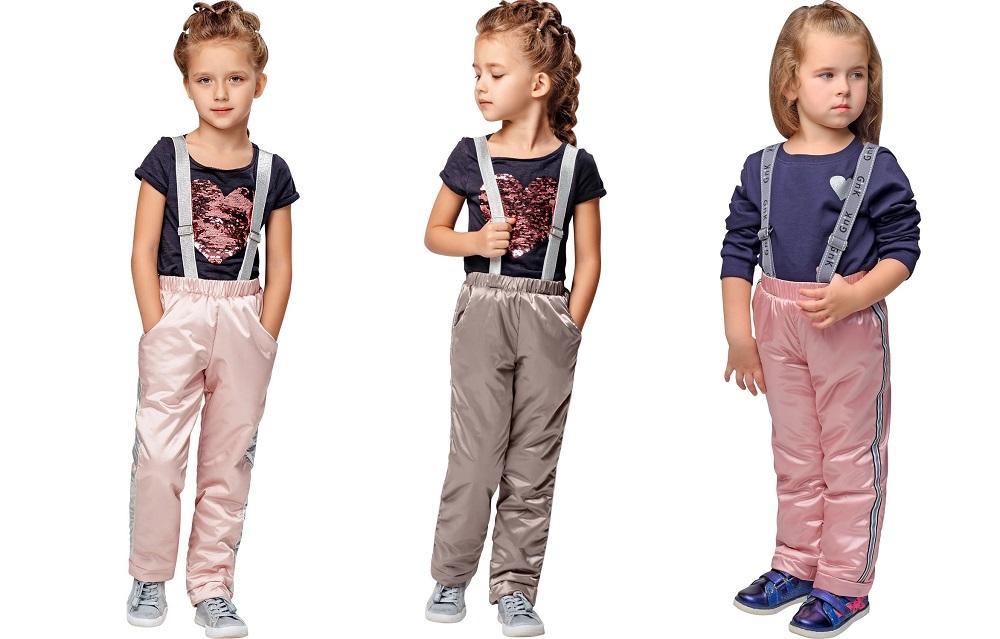 брюки для девочки фото