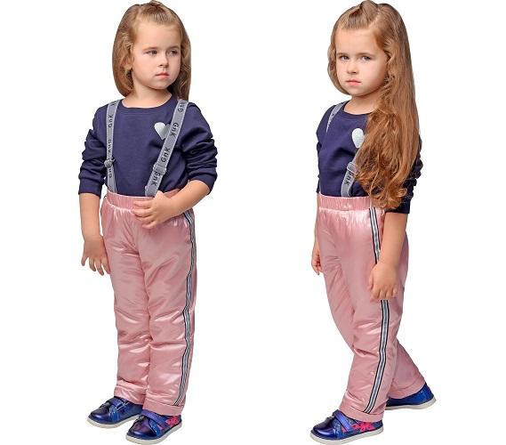брюки для девочки с-624 фото