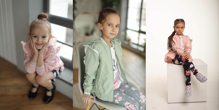 ветровка для девочки с-640 фото