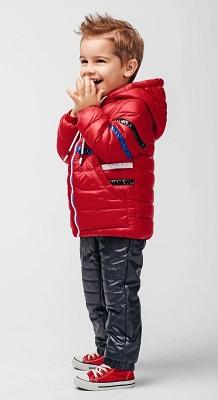 костюм С-625/С-626 для мальчика фото