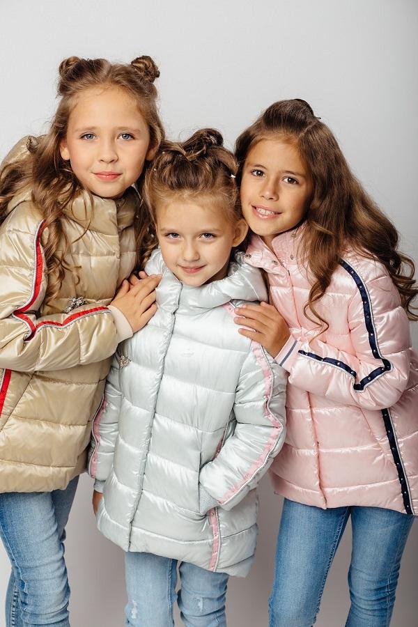 куртки для девочек gnk фото